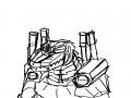 키류V2 : 키류V2 스케치판 ,sketchpan