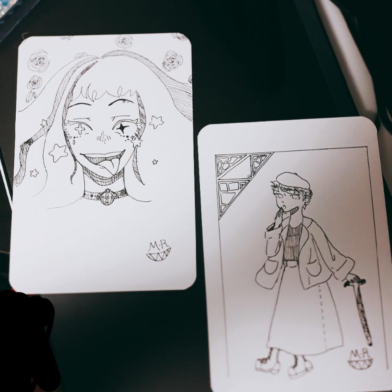낛낛 : 낛낛 스케치판 ,sketchpan