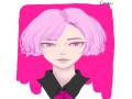 분홍분홍 : 분홍분홍 스케치판,sketchpan
