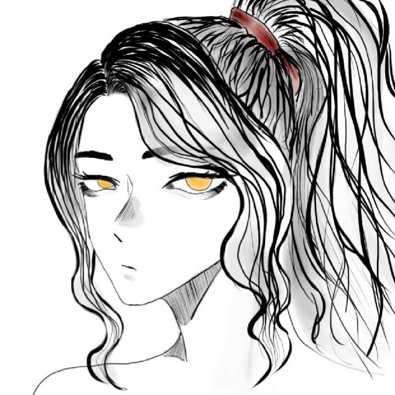 캐캐자캐 .. : 캐캐자캐 레이나 스케치판 ,sketchpan