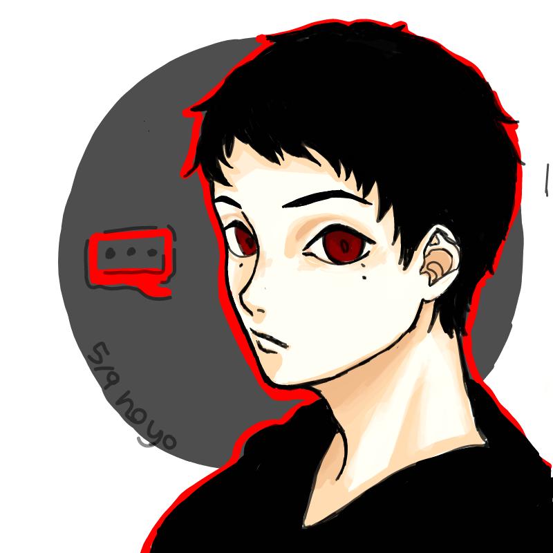(•-• : (•-• 스케치판 ,sketchpan