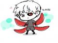 카네키 인.. : 카네키 인형ver.♥ 스케치판,sketchpan