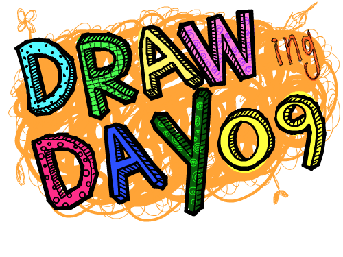 drawing day09 : happy drawing! 스케치판 ,sketchpan