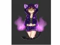 블랙보라가.. : 블랙보라가 고양이를 입니다 스케치판,sketchpan