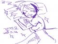 내일 잘자.. : 내일 잘자요 스케치판,sketchpan