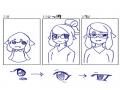 나이살 한.. : 나이살 한살,, 스케치판,sketchpan