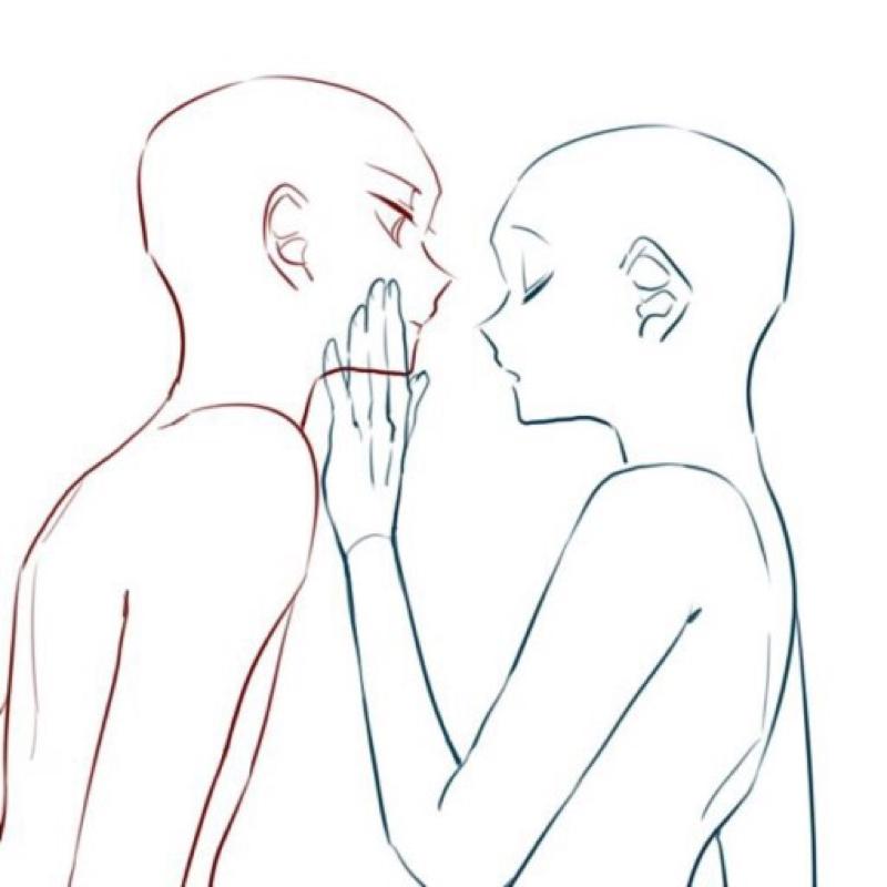 커플 : 커플 스케치판 ,sketchpan