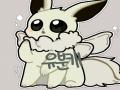 유분캐 크.. : 유분캐 크롭본이예요~!! 근데 슬프게도 이브이 닮았다는 소리도 듣기도 했고 저도 그렇게 느껴서 분양해야할지 말아야할지 고민중...