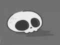 그 해골의 .. : 그 해골의 주인은 대체 누구일까? 스케치판,sketchpan