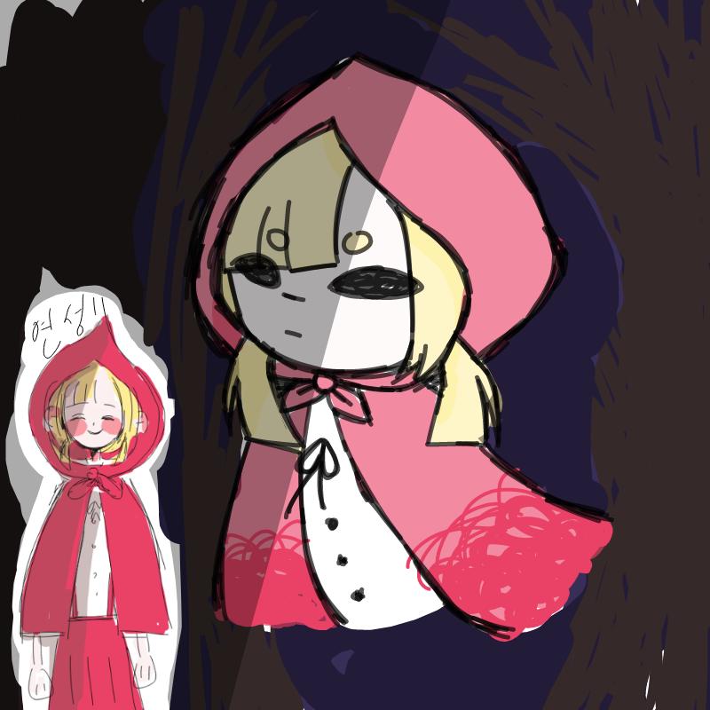 왠지 갑자.. : 왠지 갑자기 이런식으로 그려보고싶었어요ㅋㅋ 스케치판 ,sketchpan