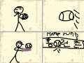 야구 : 야구야구 스케치판 ,sketchpan