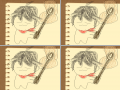 현우가 기타를 치는중(?) : 현우가 기타를 치는중(?) 스케치판 ,sketchpan