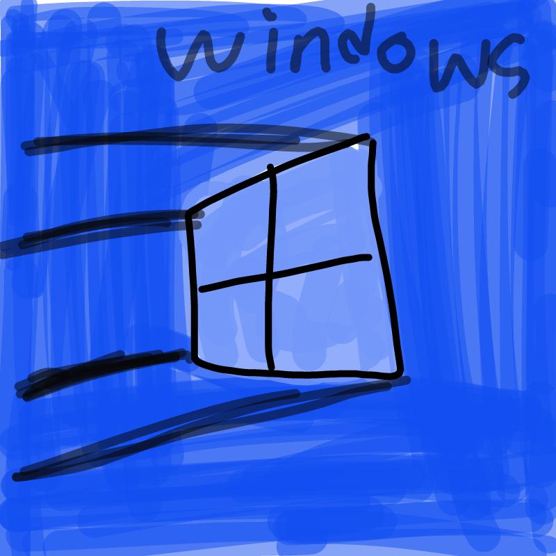 윈도우즈 : 윈도우즈 스케치판 ,sketchpan