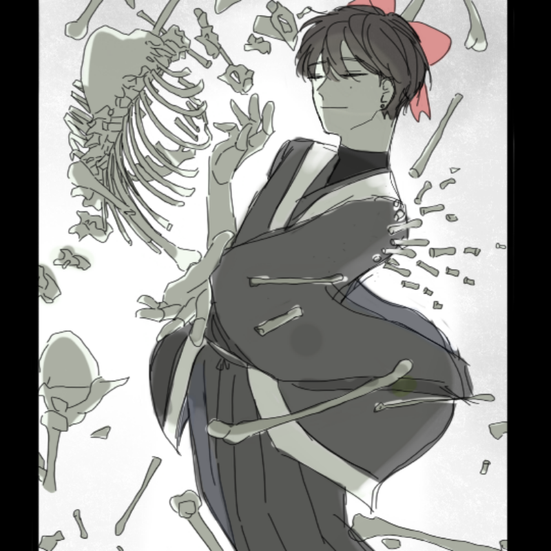 오너 소녀.. : 오너 소녀해부 스케치판 ,sketchpan