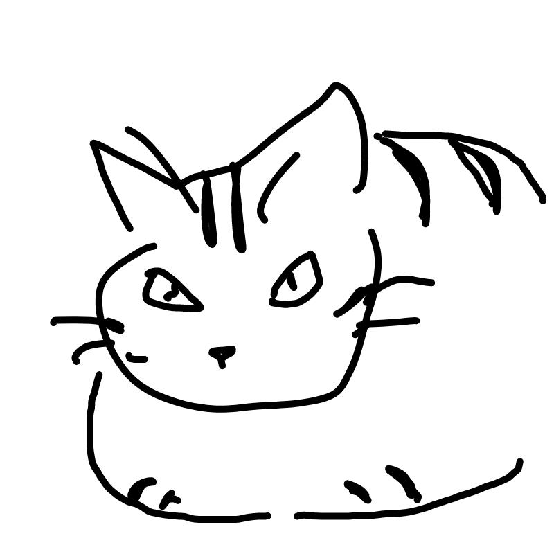 대학고영이.. : 대학고영이 귀엽다 근데 종아리 터질듯 스케치판 ,sketchpan