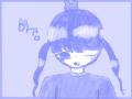 컴그림 : 레이어1만썼어 스케치판 ,sketchpan