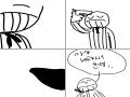 자살맨에 식사 : 자살맨에 식사 스케치판 ,sketchpan