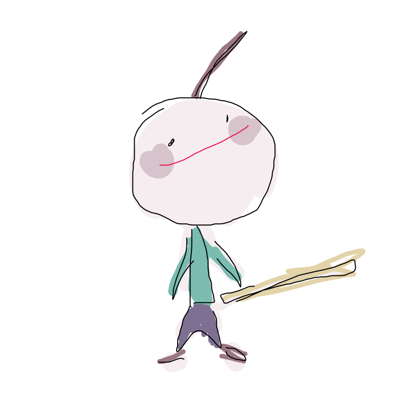 발디 : 발디 스케치판 ,sketchpan