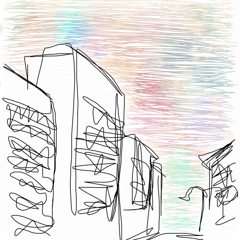 어떻게 처.. : 어떻게 처음부터 헤어질줄 알고 만날까 스케치판 ,sketchpan