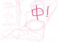 꺄 : 꺄 스케치판 ,sketchpan