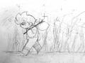 편집하면 .. : 편집하면 보이긴하네 스케치판,sketchpan