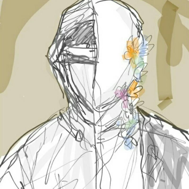 내 생각이 .. : 내 생각이 틀렷다고 생각하는 사람은 혀로 자신의 팔꿈치를 핥으시오  다들 동의하는군 스케치판 ,sketchpan