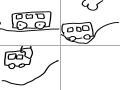 내 손..... : 내 손..... 스케치판 ,sketchpan