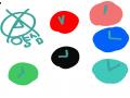 뽀오옵기 : 뽀오옵기 스케치판 ,sketchpan