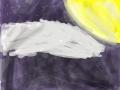 밤 : 밤 스케치판 ,sketchpan