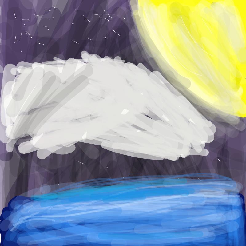밤바다 : 밤바다 스케치판 ,sketchpan