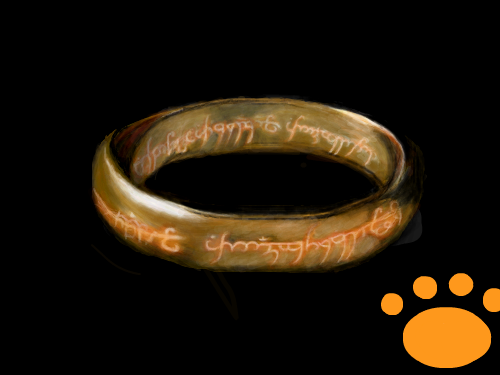 MASTER RING : You are Lord of the ring 스케치판 ,sketchpan