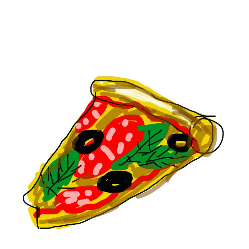 피자 : 피자 스케치판 ,sketchpan