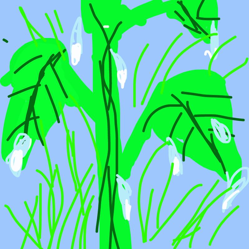 비방울 : 비방울 스케치판 ,sketchpan