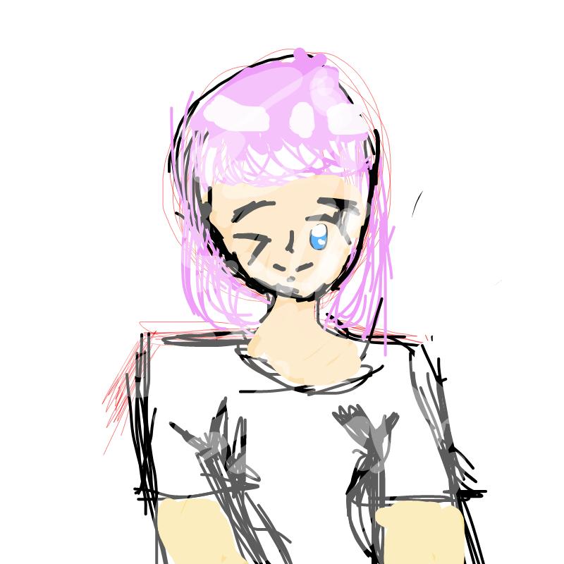 여자이고 : 여자이고 스케치판 ,sketchpan