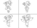 똥퀄 ㅠㅠ : 똥퀄 ㅠㅠ 스케치판 ,sketchpan