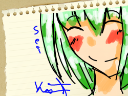 techniacally 1st draw : llol technically my first draw XDhope u like :D , 스케치판,sketchpan,seichyan