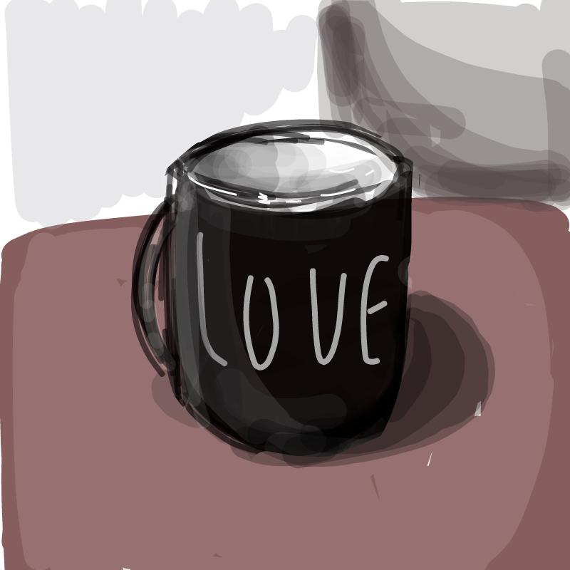 눈 앞에 있.. : 눈 앞에 있는거 그렸을뿐 의미없다 스케치판 ,sketchpan