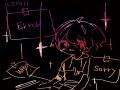 ㅈ자캐 ㅇ0.. : ㅈ자캐 ㅇ0ㅇ..! 스케치판 ,sketchpan