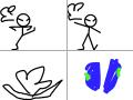 지구파괴 : 피이이이이이이익 스케치판 ,sketchpan