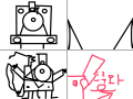 이럴수가 : 으아아아ㅏ악 스케치판 ,sketchpan