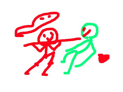 차라대베티 : 승자는!?? 스케치판 ,sketchpan