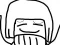 프리얼굴 : 히유ㅠㅠ 스케치판 ,sketchpan