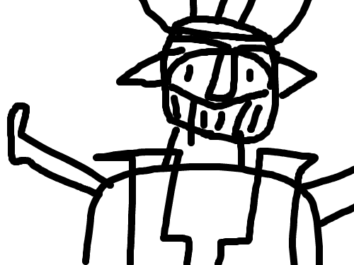 마징가병신 : ㅋㅋㅋㅋㅋ 스케치판 ,sketchpan