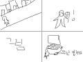 옷사기 : 돈,,,,,,을안가져옴,,,,,, 스케치판 ,sketchpan