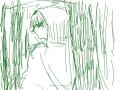 중 : 중 스케치판,sketchpan
