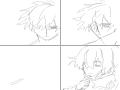 우아악 : 우아악 스케치판 ,sketchpan