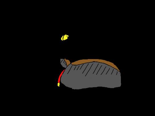 나츠메우인장中 : 중간부분에 나오는거...? 스케치판 ,sketchpan