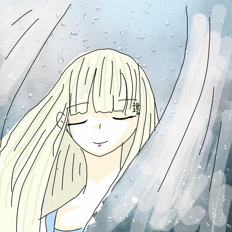 창문 소녀 : 창문 소녀 스케치판 ,sketchpan
