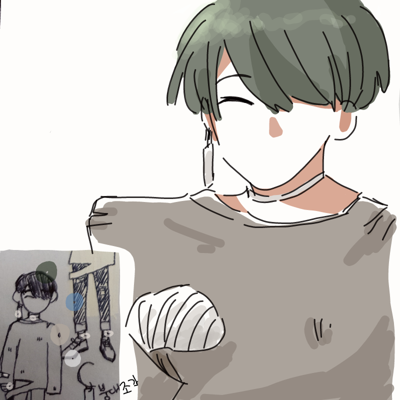 흠 : 흠 스케치판 ,sketchpan