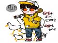오리럽 : 오리럽 스케치판,sketchpan